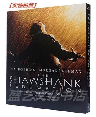 BD藍光經典電影 肖申克的救贖 刺激1995 原版盒裝 國英雙語 花絮@xi63277