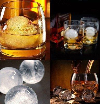 升級款六連冰球製冰盒/威士忌冰球製冰器/ 冰球製冰盒/ 威士忌必備/水信玄餅模具