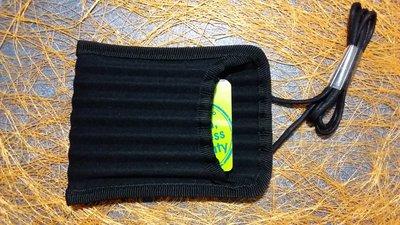 edok 多功能證件套悠遊卡票卡icash遊戲點數儲值卡套 創新EVA波浪壓紋材質 防衝撞防潑水 誠品精品 全新絕版