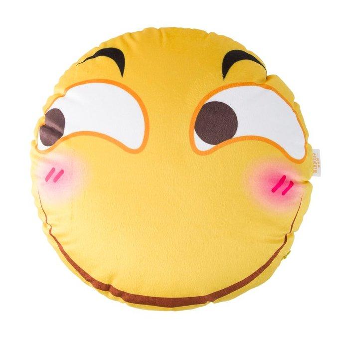 現貨免運抱枕滑稽抱枕表情包枕頭動漫周邊害怕微笑臉表情二次元惡搞毛絨公仔