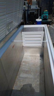 瑞興冰櫃  銅管內管 無漏冷煤  原裝品  二手冷凍冰櫃  順光