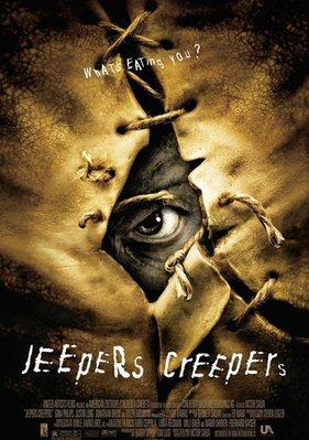 【藍光電影】驚心食人族/毛骨悚然 2001 Jeepers Creepers 127-098