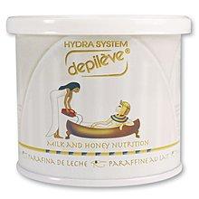 西班牙 Depileve 牛奶蜜糖面部巴拿芬蠟 Milk & Honey Facial Paraffin 450g