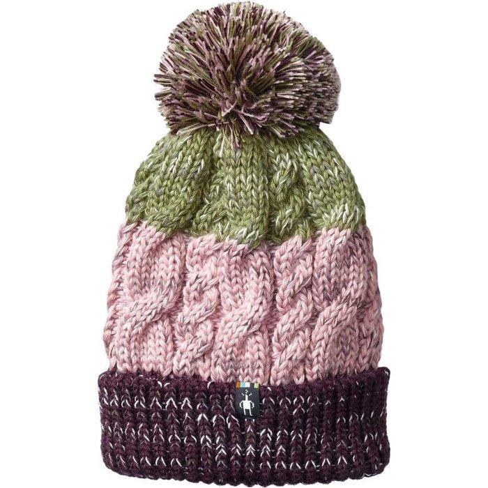 Smartwool Women's Isto Retro Beanie 美麗諾羊毛保暖帽 (現貨款超特價)