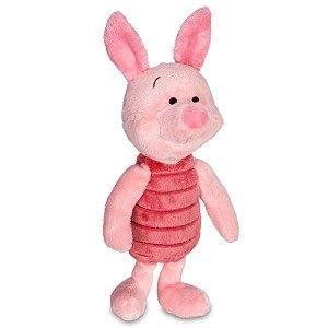 美國代購~DISNEY系列.小豬皮傑(Piglet)手抱布偶38公分