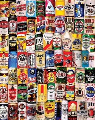 B區特價選購(需再加A區1款).美版 WHI. 啤酒.550片拼圖,1130PZ