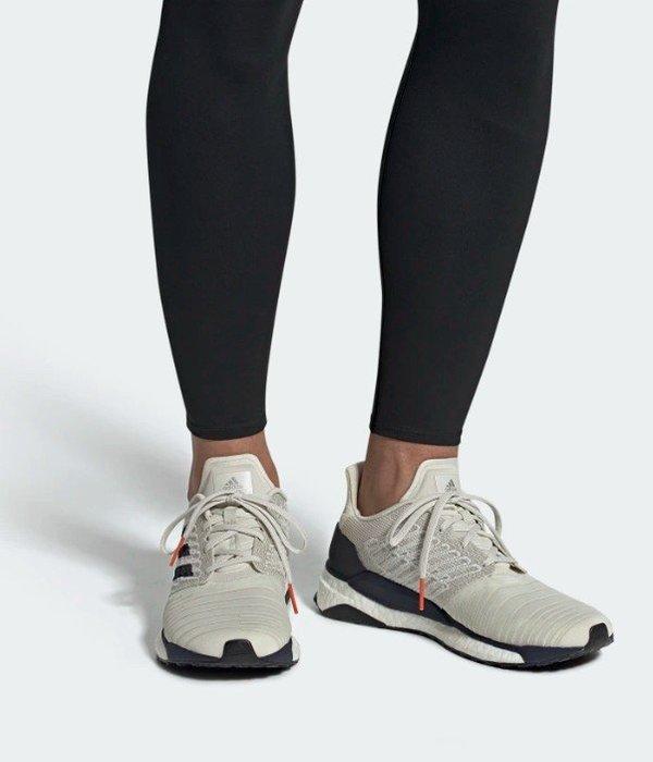 【豬豬老闆】ADIDAS SOLAR BOOST SHOES 米白灰 深藍 休閒 運動 跑鞋 男鞋 D97435
