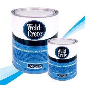 +CastleBridge+ Weld-Crete® 高強度新舊水泥接著劑磁磚黏著劑 營造公司最愛 修繕DIY(一加侖)