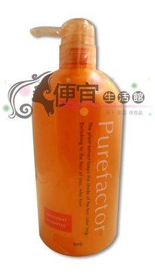便宜生活館【洗髮精】日本 FORD FPS (新)橘水鮮洗髮精800ML 針對染燙受損髮專用