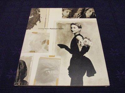 【三米藝術二手書店】Irving Penn《Platinum Prints》攝影集,Yale University 出版