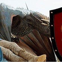 權利的遊戲冰與火中世紀鐵藝獅子盾牌裝飾品酒吧裝飾品創意牆飾(兩款可選)