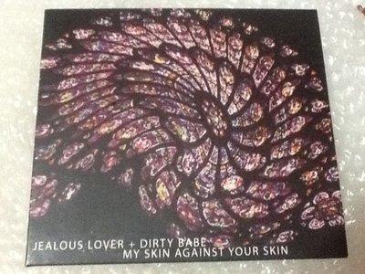 ~拉奇音樂~激膚樂團My Skin Against Your Skin / JEALOUS LOVER二手保存良好。單。
