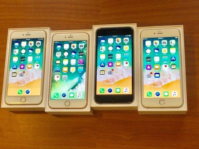 iPhone 6s PLUS 5.5吋 64G 金色 粉色 銀色 黑色 現貨 9成 盒裝完整 買到賺到 6S+ 6SP