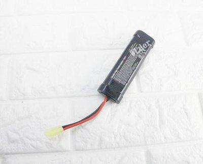 [01] 9.6V 鎳氫電池 標準型 ( 充電電池AEG EBB電動槍AK步槍BB槍BB彈玩具槍長槍模型AK47