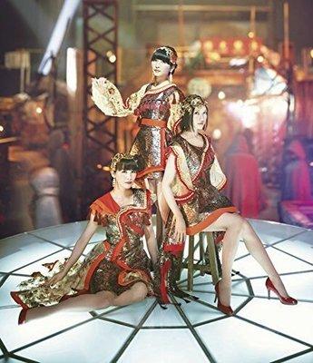 Perfume--Cling Cling (初回CD+DVD) 全新未拆 2014最新單曲