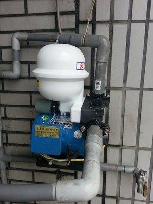 【私訊有優惠】*黃師傅*【大井泵浦5】 TP820PT 1/4HP加壓機 自動加壓機 溫控無水斷電 不生鏽傳統加壓馬達