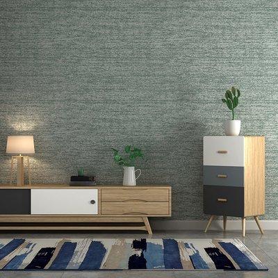 帕力美墻布 現代簡約無縫壁布客廳臥室復古素色電視背景布面墻紙