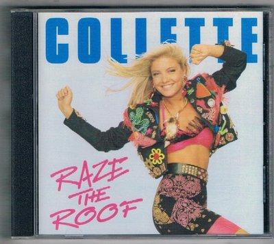 [鑫隆音樂]西洋CD-Collette:Raze The Roof {4659232} 全新/免競標