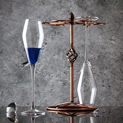 港灣之星-新閨蜜時代同款水晶玻璃香檳杯套裝2個氣泡酒杯6只裝高腳杯子(規格不同價格不同)