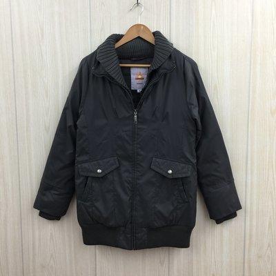 【愛莎&嵐】SUNSISTER 女 灰色羽絨夾克外套 / S 1080108