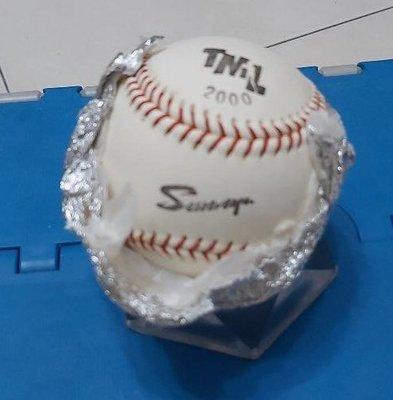 棒球天地---全新 TML 2000 台灣大聯盟 4年Sun-Up 實戰球