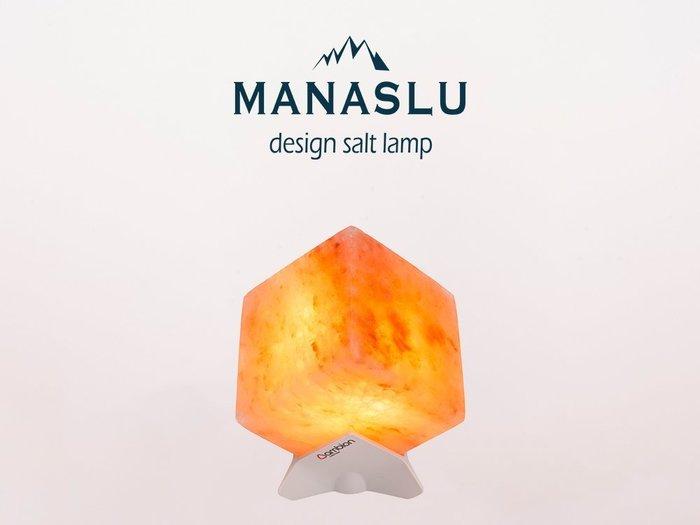 ambion lighting 塩光 MANASLU喜馬拉雅玫瑰鹽晶燈-雅緻白 現貨
