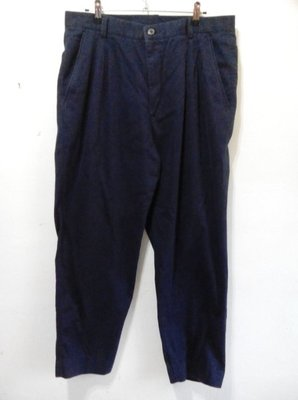 105 2XL深藍休閒長褲