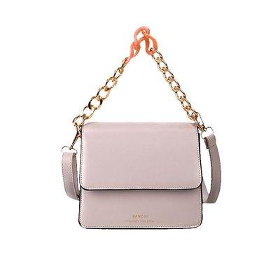 上新小包包女2019新款潮小方包韓版鏈條手提包時尚百搭單肩斜挎包