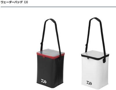 五豐釣具-DAIWA 2018最新款可側背置物袋ウェーダーバック特價1000元