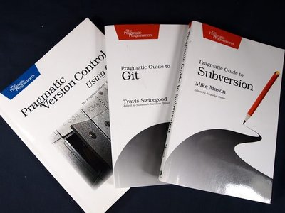 【考試院二手書】《Pragmatic Version Control +Git +Subversion》│ 八成新(31F25)