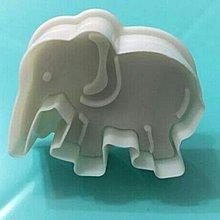 曲奇彈弓模-大象