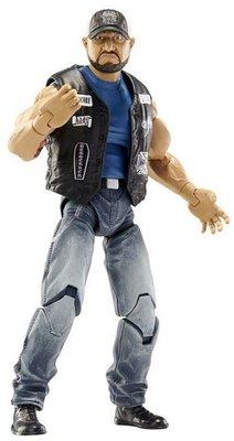 ☆阿Su倉庫☆WWE摔角 TNA巨星 Bully Ray Deluxe Impact 12 惡霸雷最新款人偶公仔 熱賣中