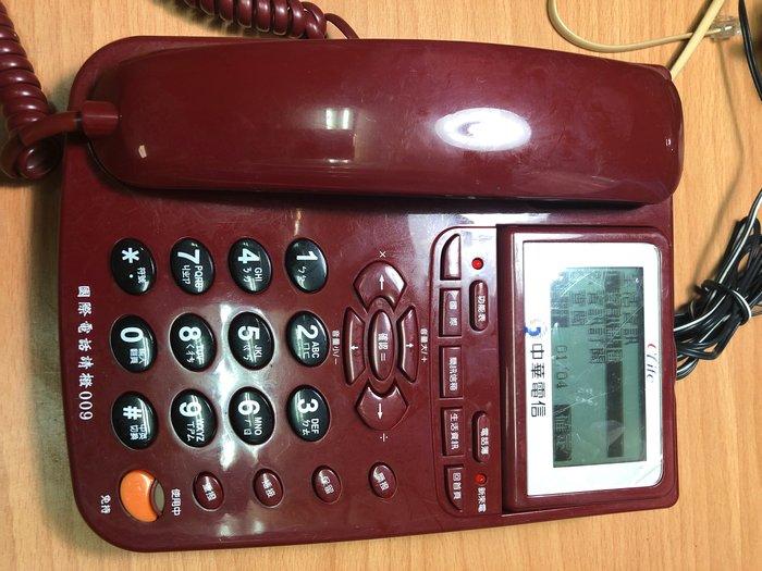 中華電信泰山機 家用電話TH-2000耐操 響鈴大 功能正常 $900 昇56