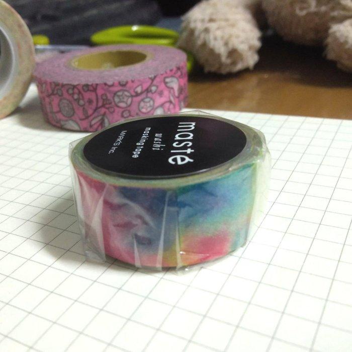 【R的雜貨舖】紙膠帶分裝(非整捲) MARK'S maste和紙膠帶 トラベル/旅行 水彩