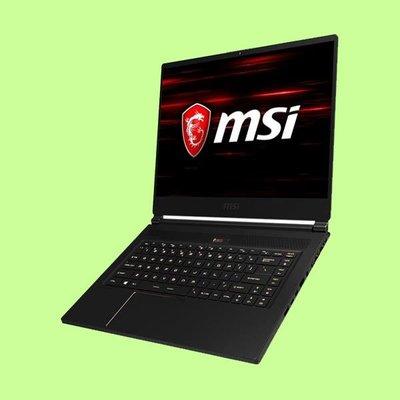 5Cgo【捷元】MSI微星GS65 8RF-024TW-BB7875H32GXXDX10MH 15.6吋筆電 含稅