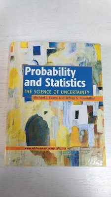 D4-3『Proabability and Statistics:The Science of Uncertainty』