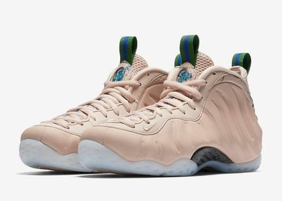 【C.M】Nike Air Foamposite One Particle Beige AA3963-200 玫瑰金