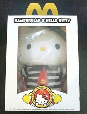 2012 第一代經典麥麥幫 限量正版 漢堡神偷Kitty (全新未拆封!)