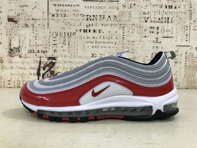 Undefeated x Nike Air Max 97 黑綠桔 灰紅鞋 36-45