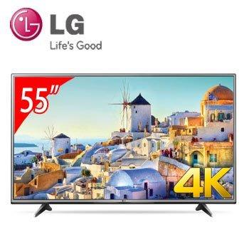 LG 55型 4K LED智慧型液晶電視 55UH615T/55UJ658T/UA55MU6100W/55X7000E