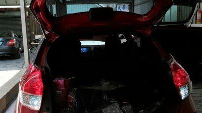 Toyota Yaris 倒車燈高質感白光LED(安裝費150)全省可預約假日高速公路交流道旁安裝。。