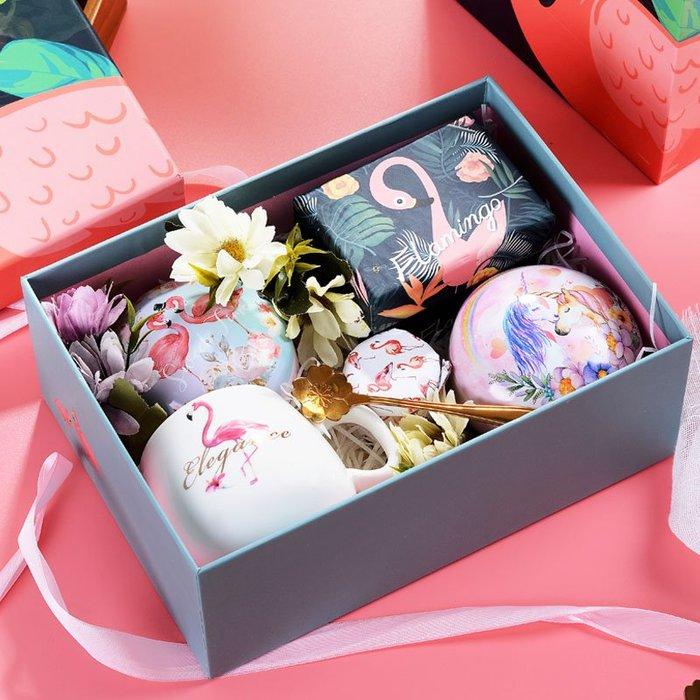 伴手禮 交換禮物 寶寶滿月周歲伴手禮結婚回禮小禮物伴娘創意杯子定制喜糖禮盒