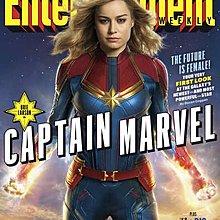 【布魯樂】《代訂中》[美版雜誌]ENTERTAINMENT WEEKLY電影雜誌《驚奇隊長》Captain Marvel