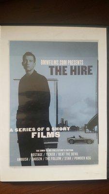 """BMW宣傳影片 """"The Hire"""" 8段影片8位名導"""