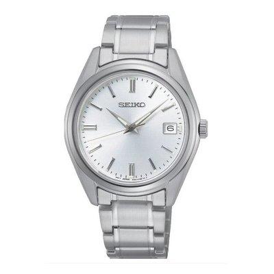 可議價 SEIKO精工 女 簡約經典時尚石英錶 (SUR315P1) 35mm