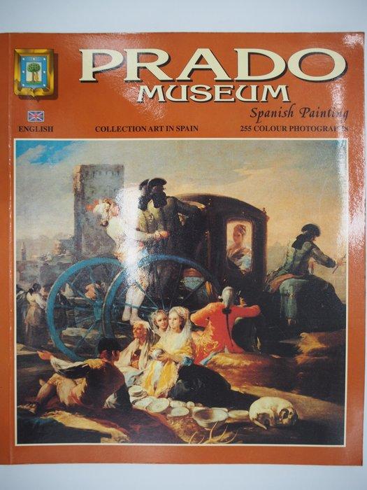 【月界二手書店】Prado Museum:Spanish Painting_Xavier Clavell 〖藝術〗AIZ