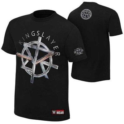 WWE摔角衣服Seth Rollins The Kingslayer 塞思 弑君者短袖T恤  買三免運