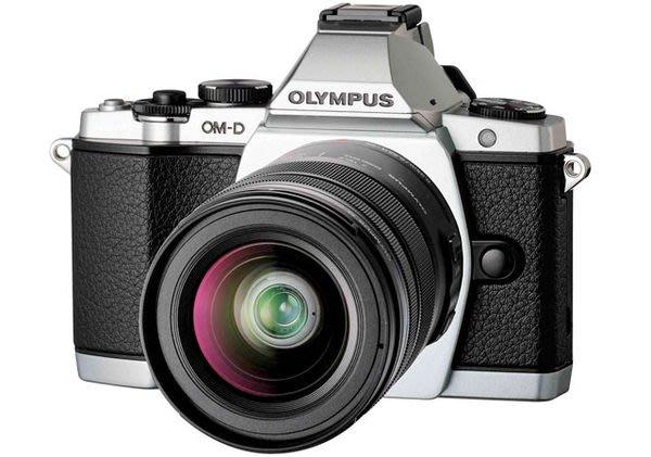 【eWhat億華】Olympus OM-D E-M5 Kit 搭12-50mm 元佑公司貨  出清大特價 銀色【1】