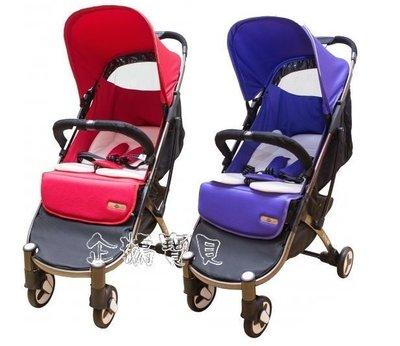 @企鵝寶貝二館@ 美國SYNCON 欣康-輕巧三折嬰兒手推車(HS00136)