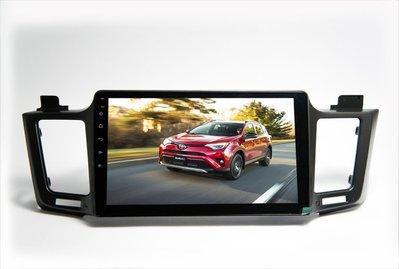 Toyota RAV4 安卓 10.2吋影音系統專用機(AUTONET公司貨)